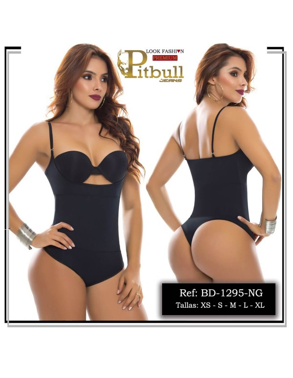 body reductor basico negro bd1295